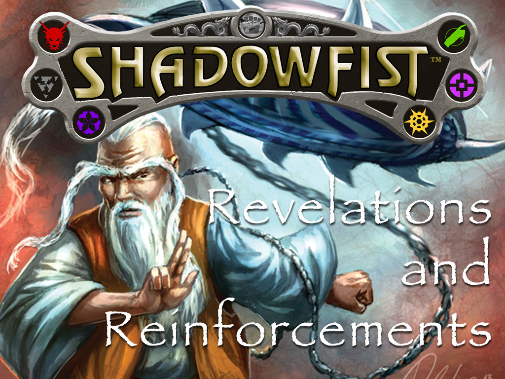 Shadowfist Dynamic Card Game: Revelations and Reinforcements's video poster