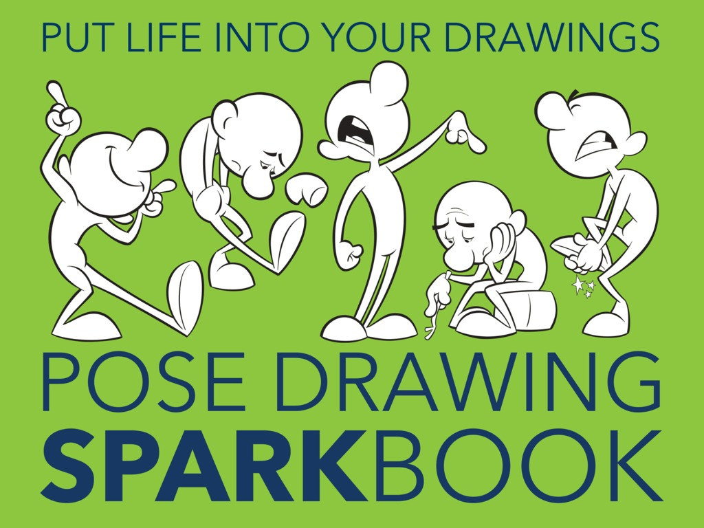 Pose Drawing SparkBook: Put Life Into Your Drawings's video poster
