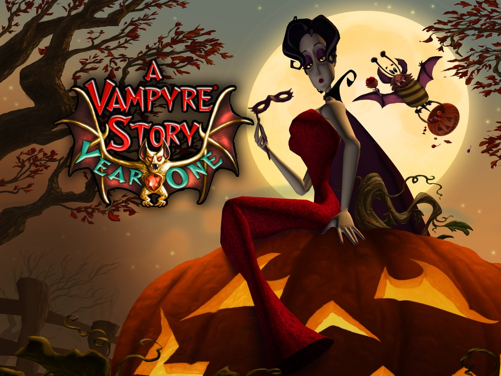 A Vampyre Story: Year One's video poster