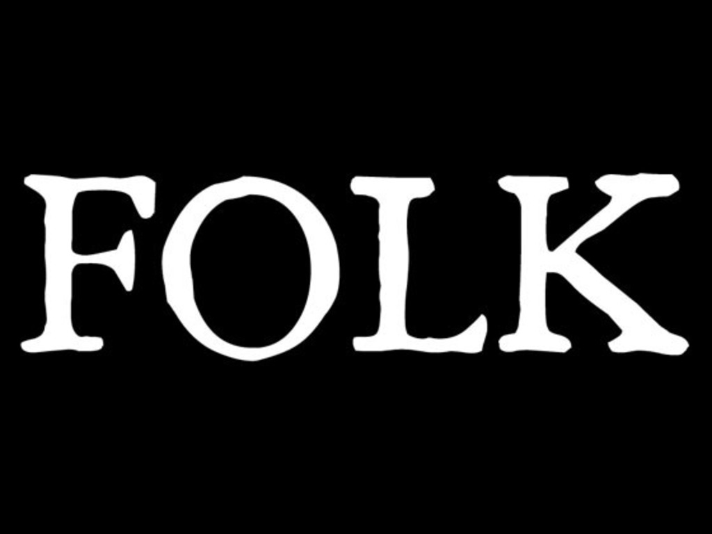 FOLK a feature-length documentary's video poster