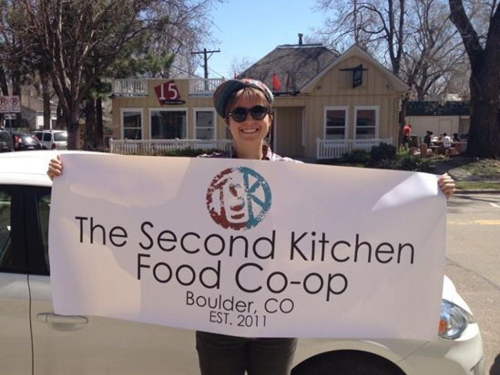 The Second Kitchen Food Co-op: Food with Community's video poster