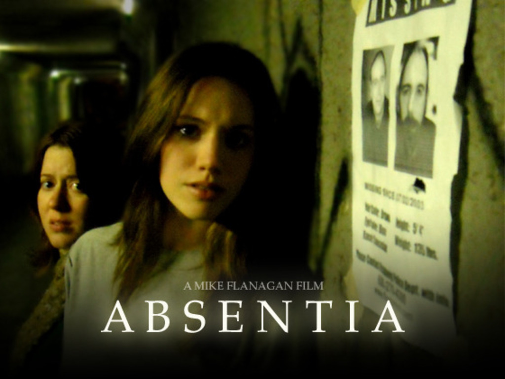 ABSENTIA's video poster
