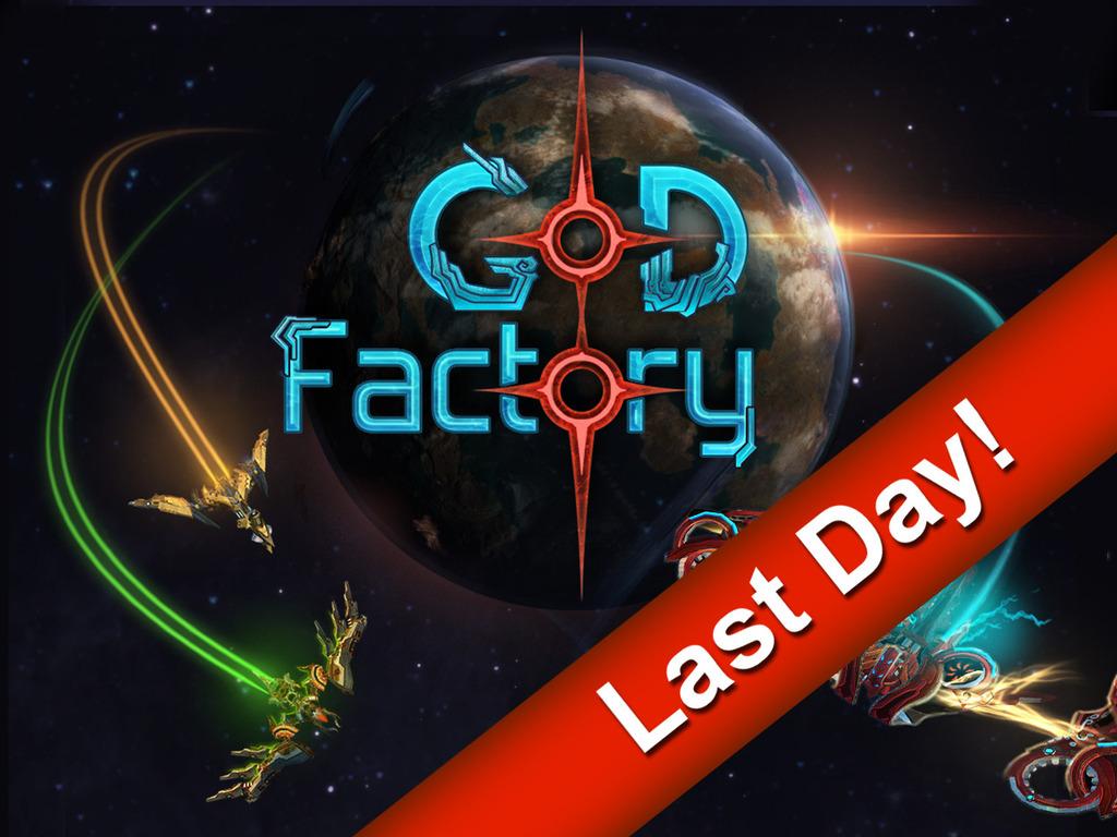 GoD Factory: Wingmen's video poster