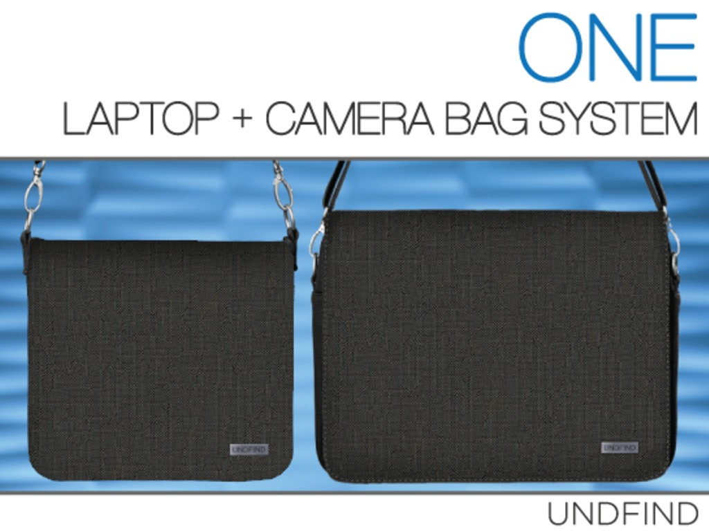ONE | Laptop and Camera Bag System's video poster