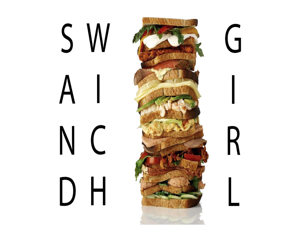 Sandwich Girl- A Feature Film's video poster