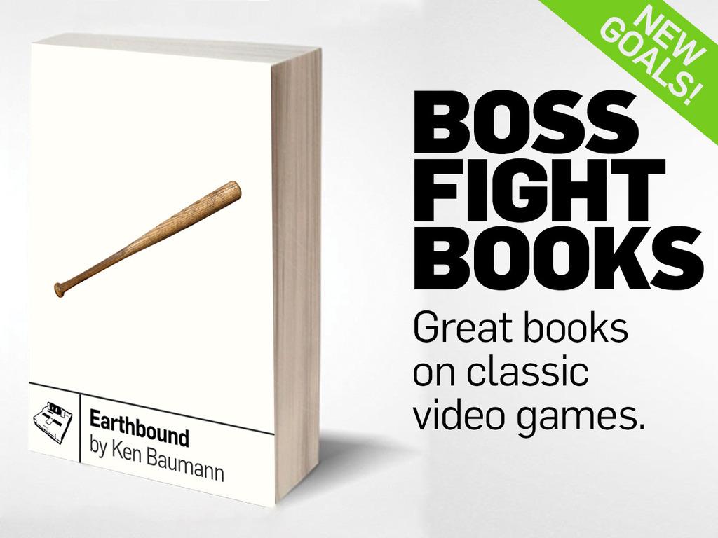 Boss Fight Books's video poster