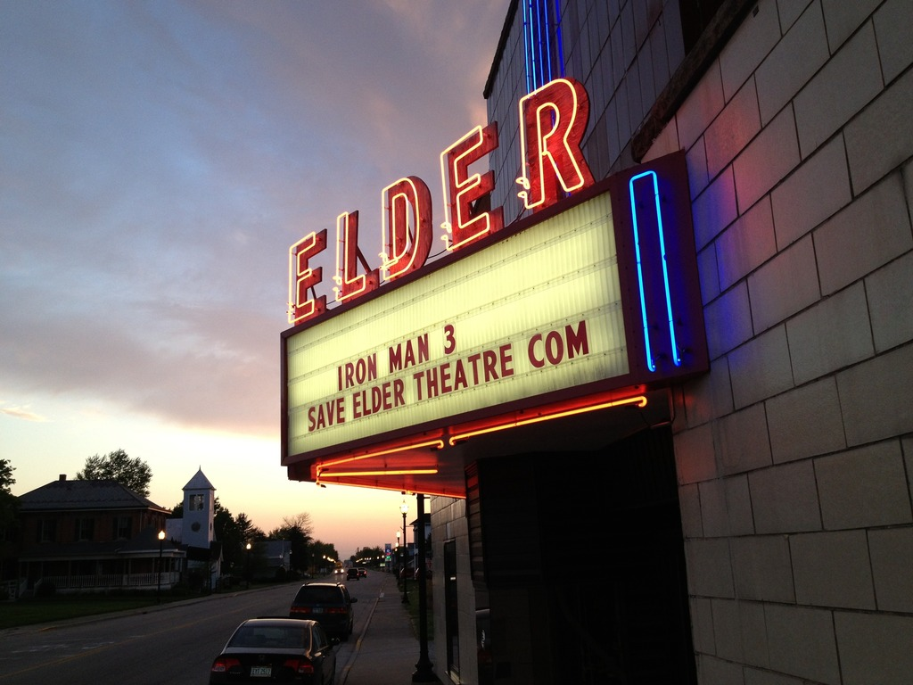 Be A Movie Hero of The Elder Theatre: Going Digital.'s video poster