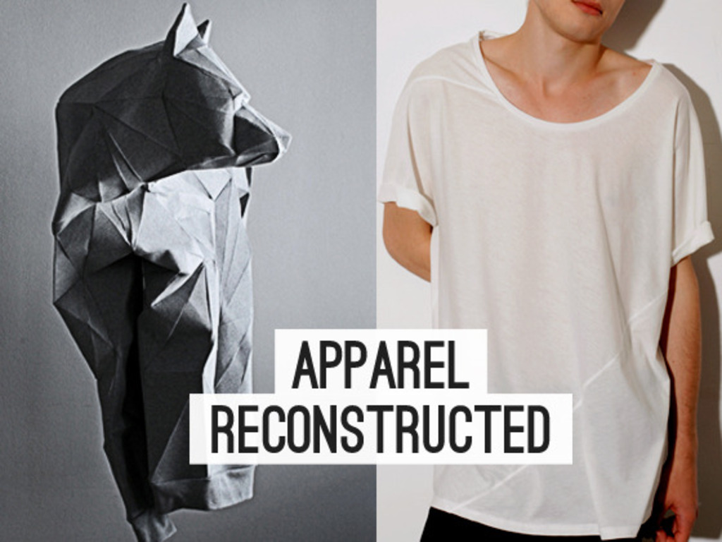 The T-Shirt Issue / Apparel Reconstructed's video poster