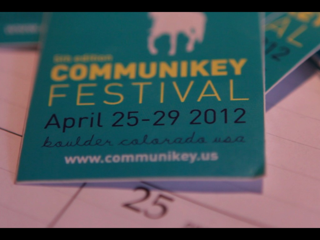 Communikey 2012 Festival & Documentary Film's video poster