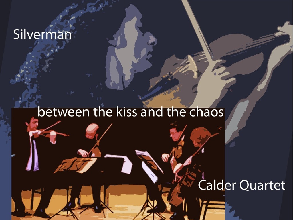 Tracy Silverman/Calder Quartet Recording Project's video poster