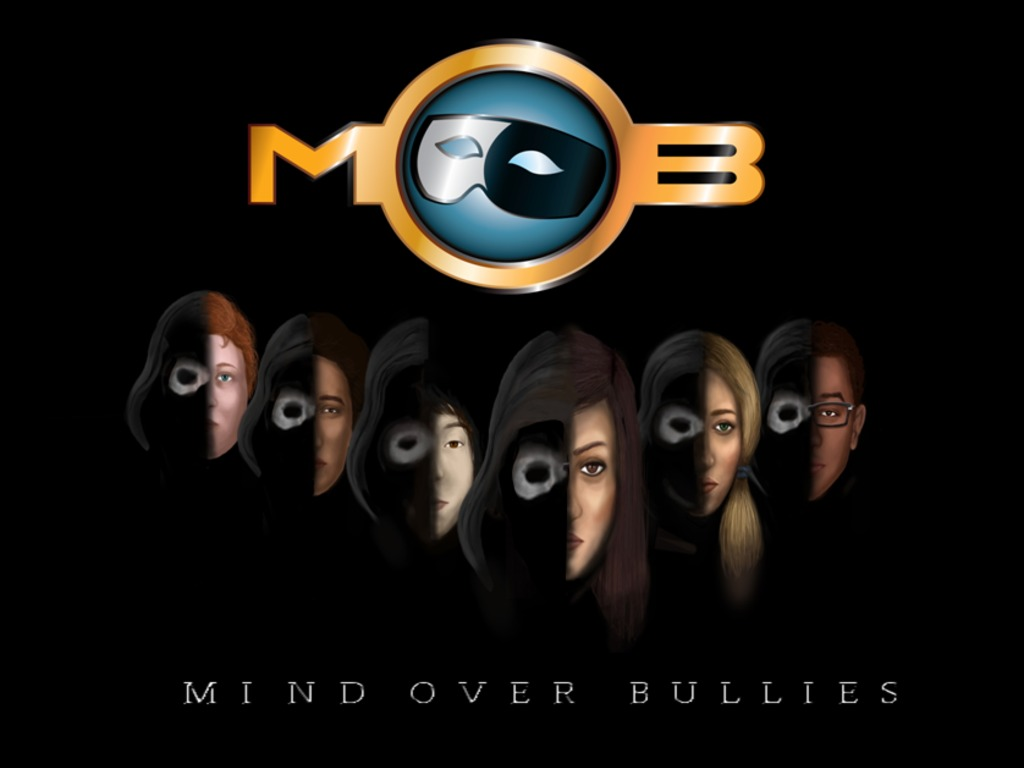 Mind Over Bullies (MOB) Anti-Bullying Comic Series's video poster