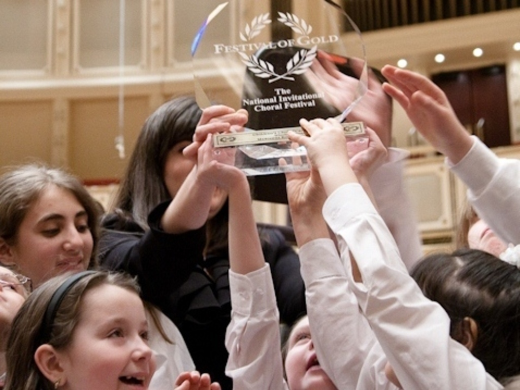 Campanella Children's Choir to perform at Carnegie Hall's video poster