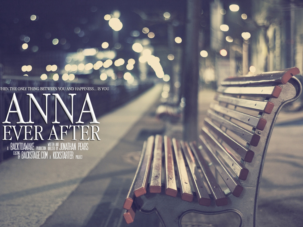 Anna Ever After's video poster