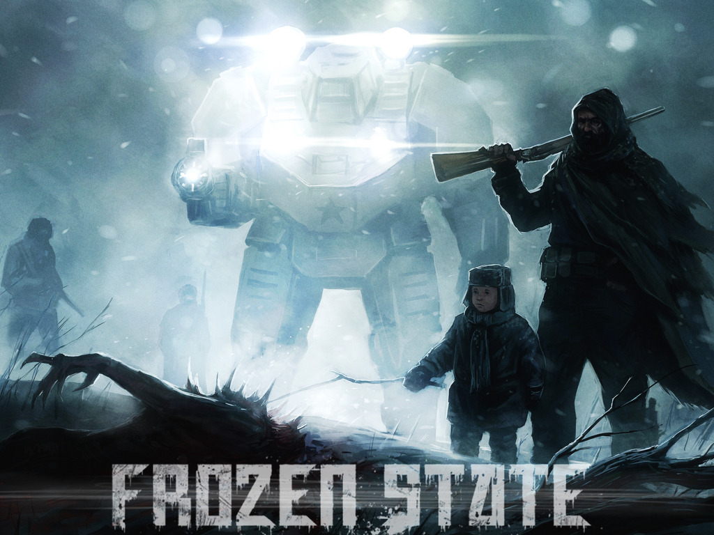 Frozen State's video poster