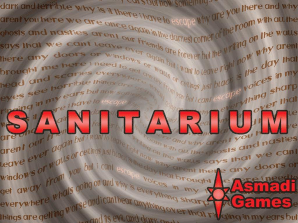 Sanitarium: Can you Escape?'s video poster