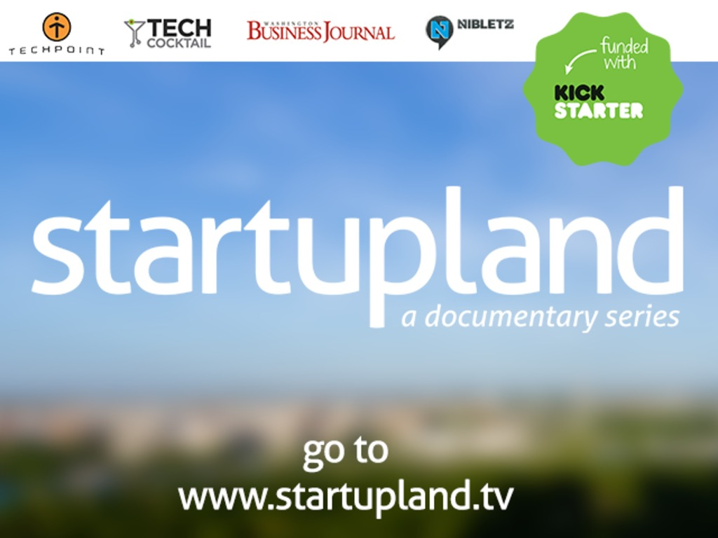 startupland: a documentary series's video poster