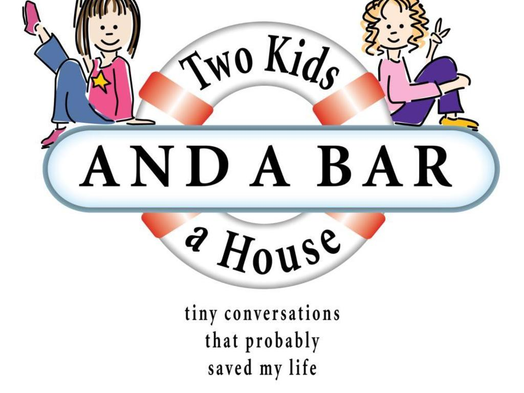 Two Kids, a House, and a Bar: Tiny Conversations's video poster
