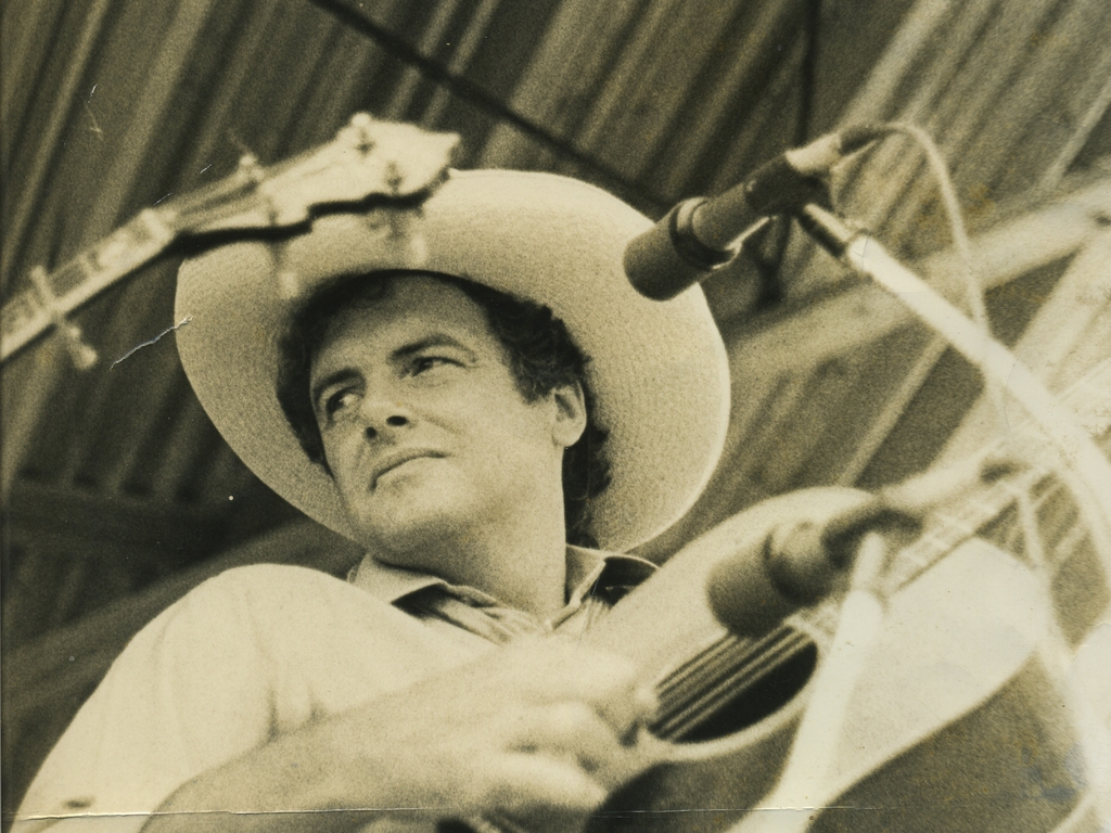 The Tao of Bluegrass ~ A Portrait of Peter Rowan's video poster
