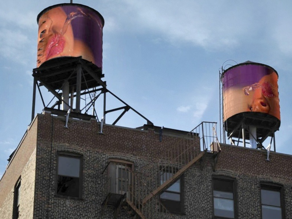 THE WATER TANK PROJECT's video poster