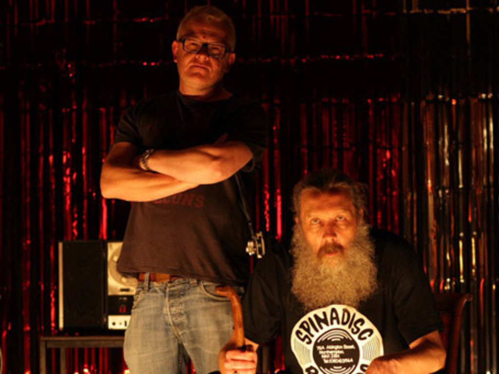 Alan Moore & Mitch Jenkins - 'His Heavy Heart''s video poster