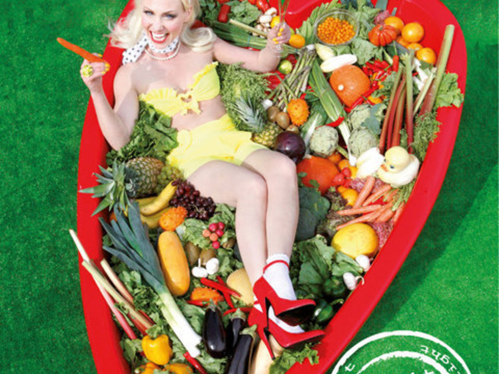 LOVE DELIGHT, Fresh, Funky and Fun vegetarian Cookbook!'s video poster