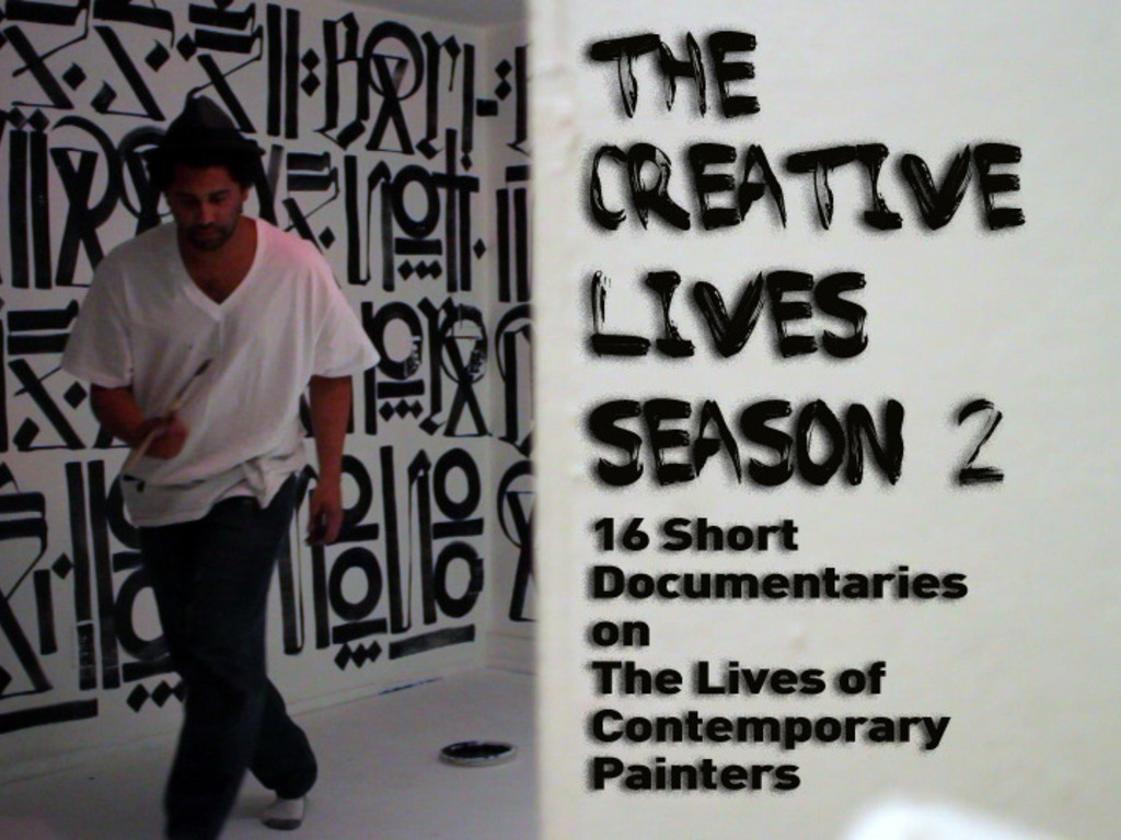 The Creative Lives Season 2's video poster