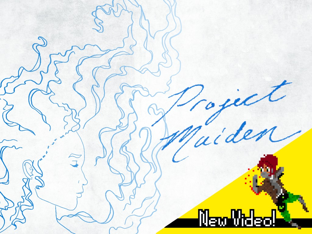 Project Maiden - a Zeldalike in Reverse's video poster