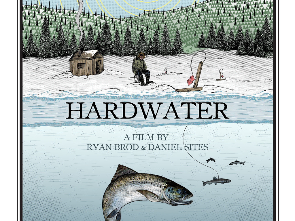 Hardwater's video poster
