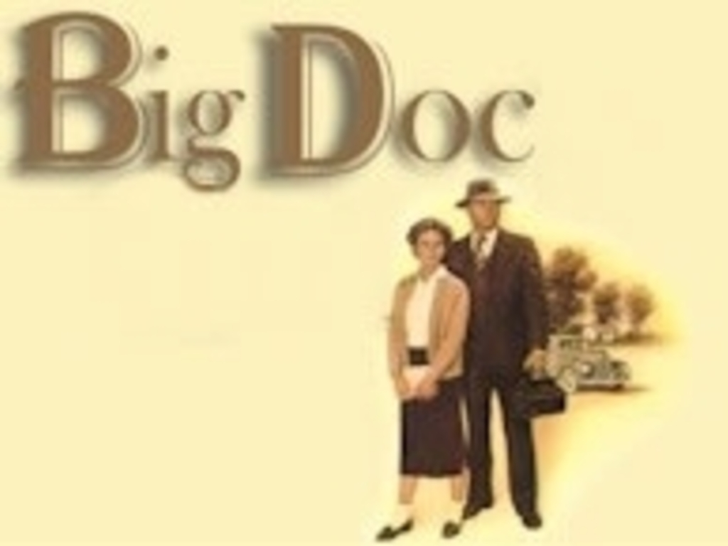 BIG DOC THE MOVIE's video poster