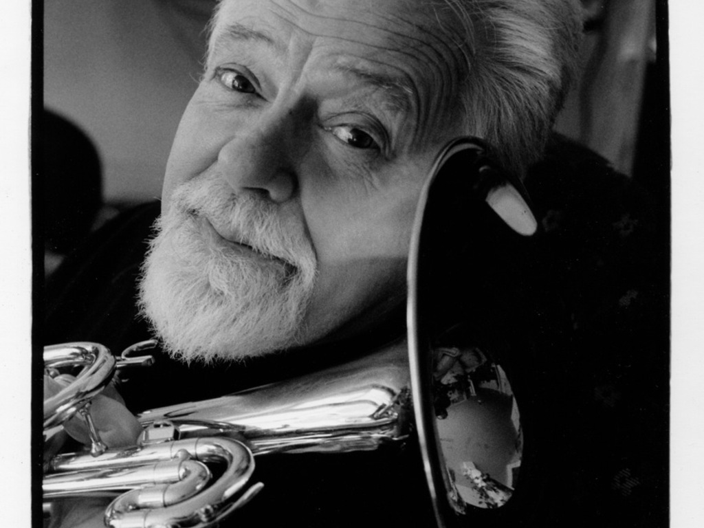 Roswell Rudd Records An Album Of Standards's video poster