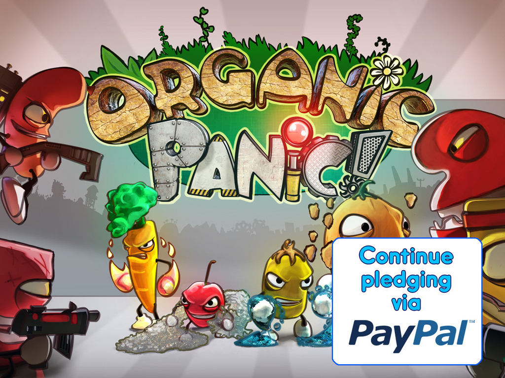 Organic Panic - Worms meets Little Big Planet!'s video poster