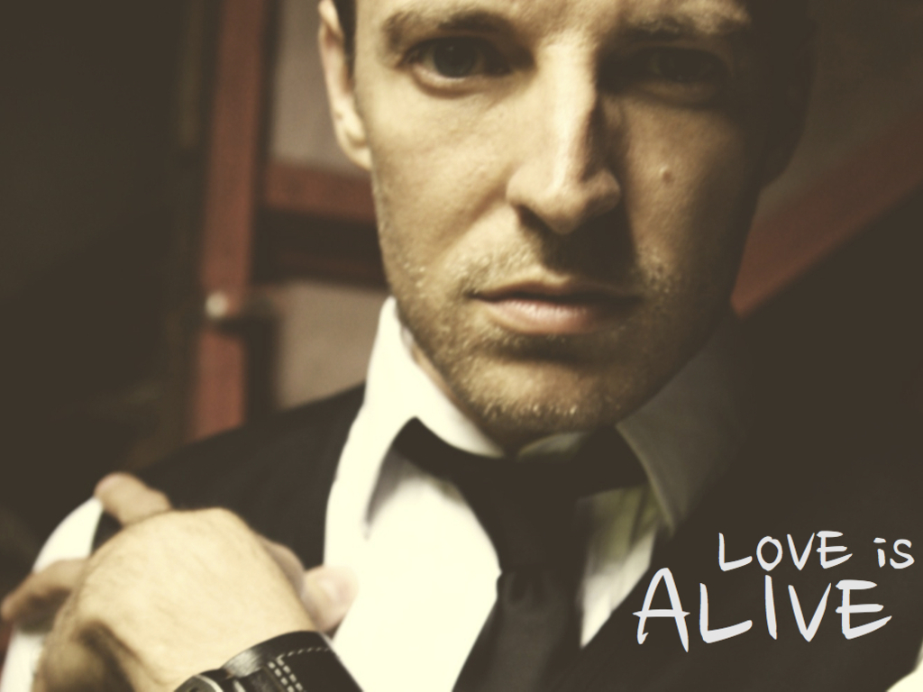 "The new project ""LOVE IS ALIVE"" from Jason Bare's video poster"