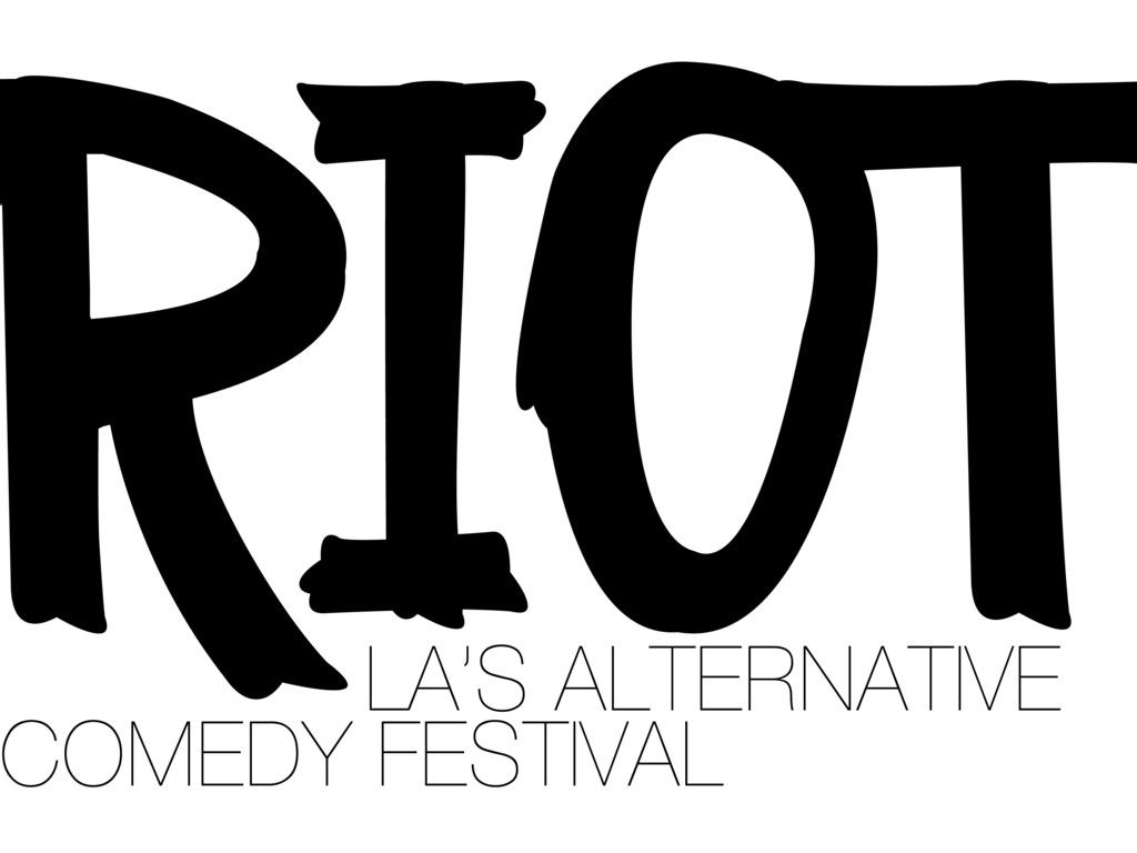 RIOT - LA'S ALTERNATIVE COMEDY FESTIVAL's video poster