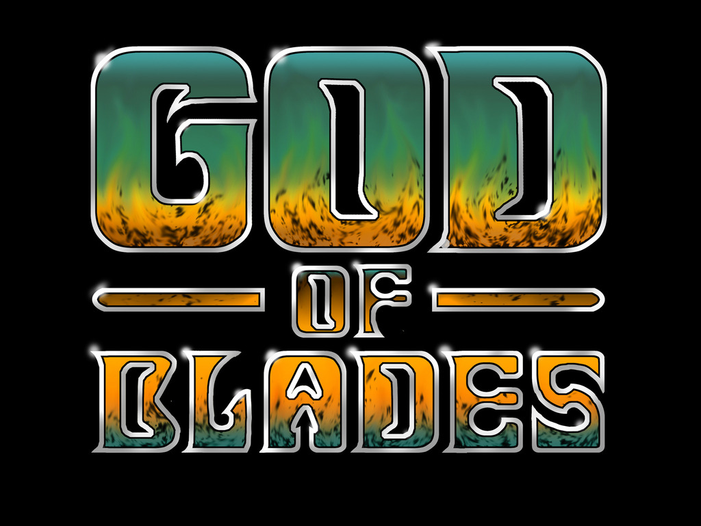 God of Blades- a retrofantasy adventure for iOS devices's video poster