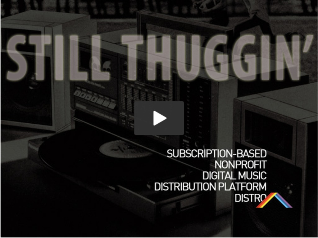 DISTRO || Nonprofit Music Distribution Platform's video poster