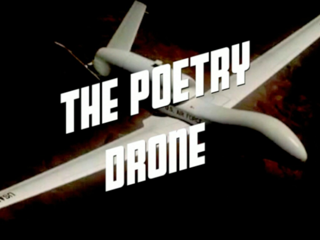 The Poetry Drone's video poster
