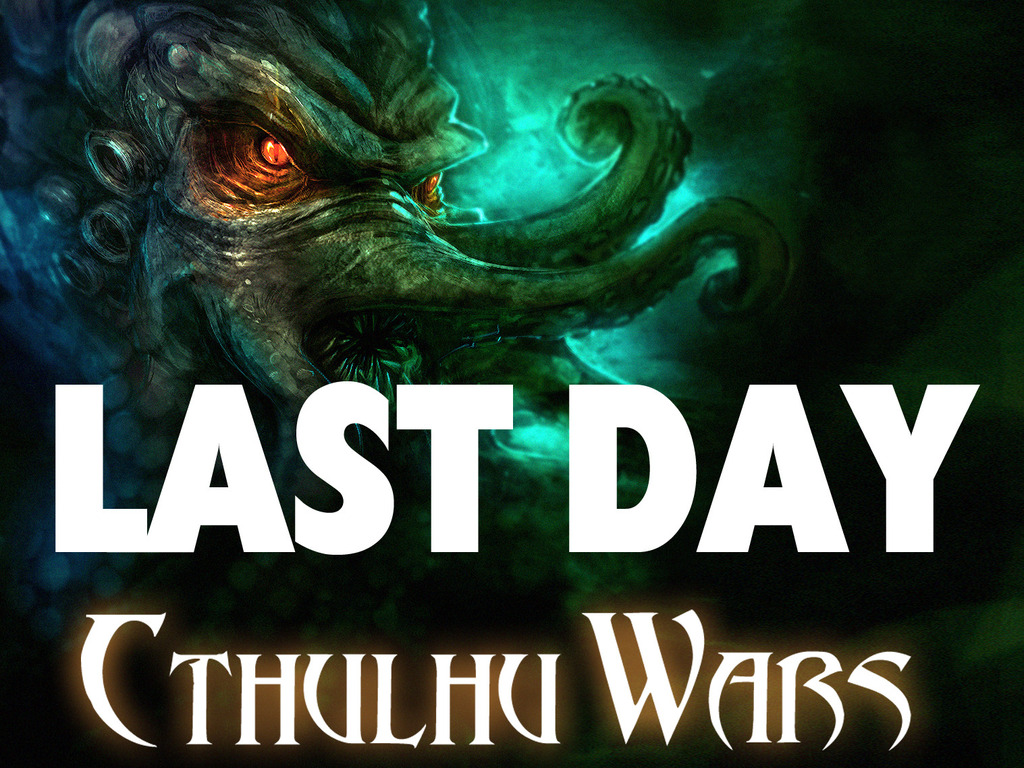 Cthulhu Wars's video poster