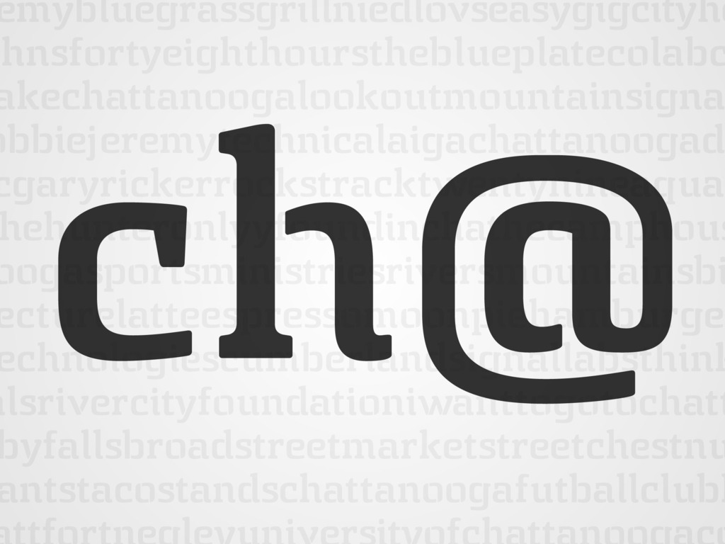 Chatype: A Typeface for Chattanooga, Tennessee.'s video poster