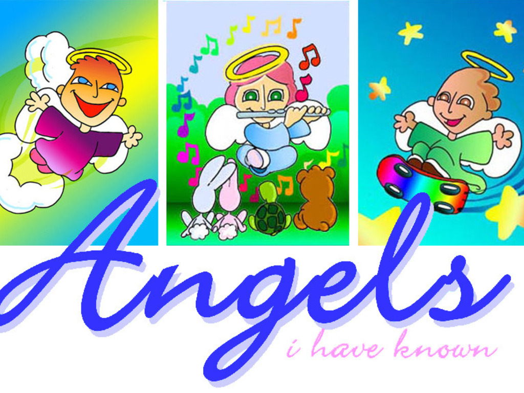 ANGELS I HAVE KNOWN's video poster