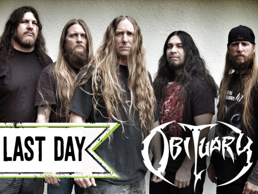 Help Fund a New Obituary Album!'s video poster