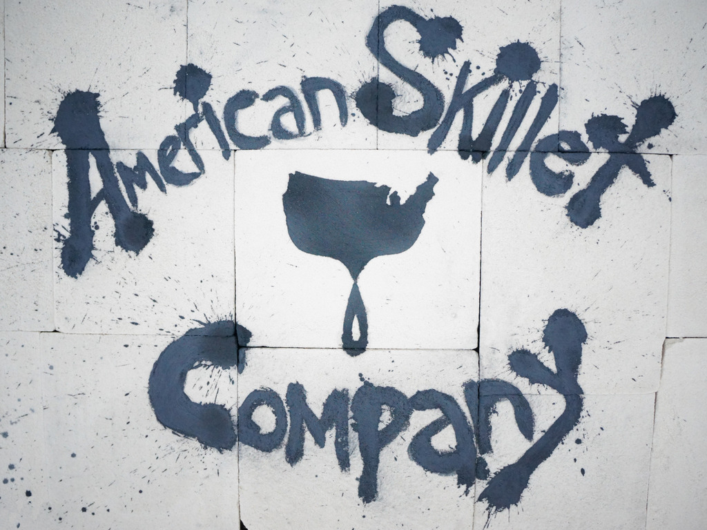 American Skillet Company ~ New York State Shaped Skillet !'s video poster