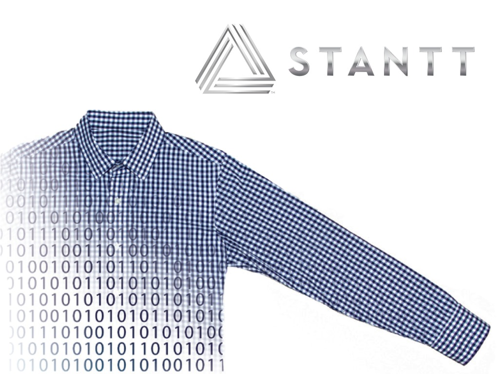 STANTT™: Casual Shirts Get a Custom Fit's video poster