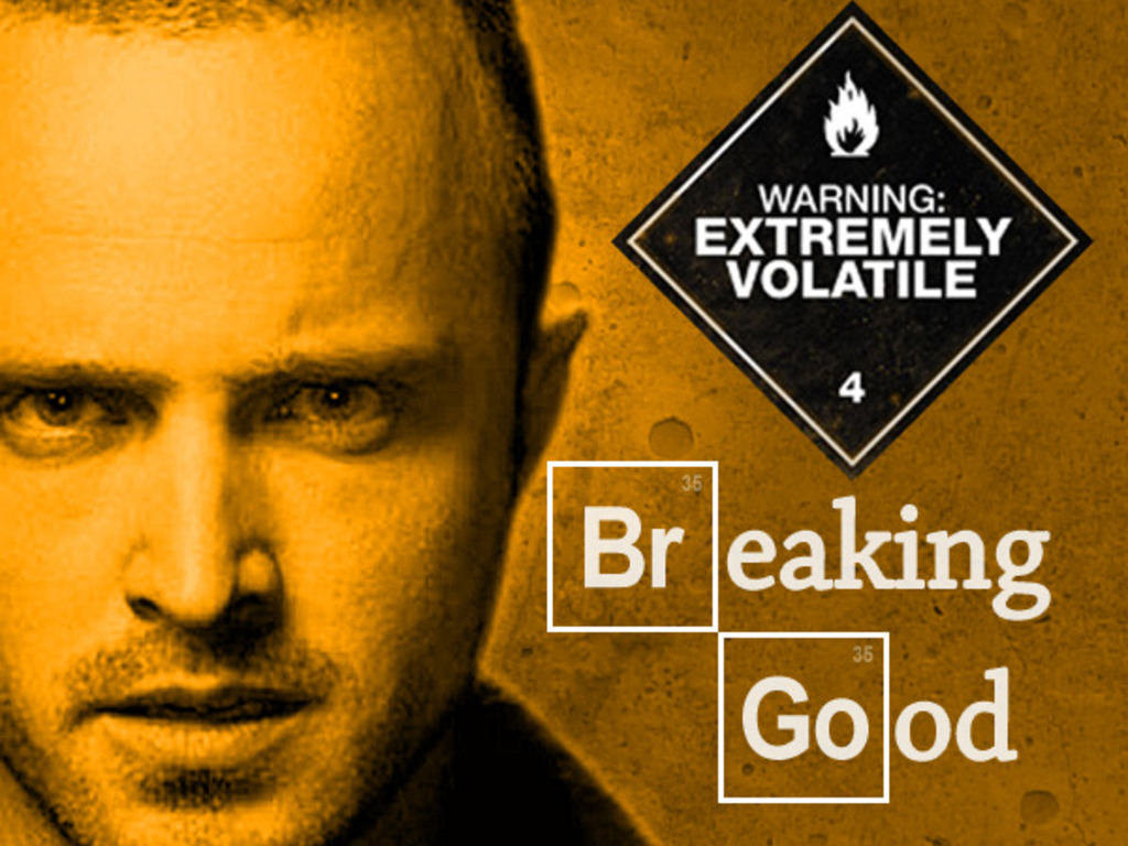 Breaking Good: A Breaking Bad Podcast Final Season!'s video poster