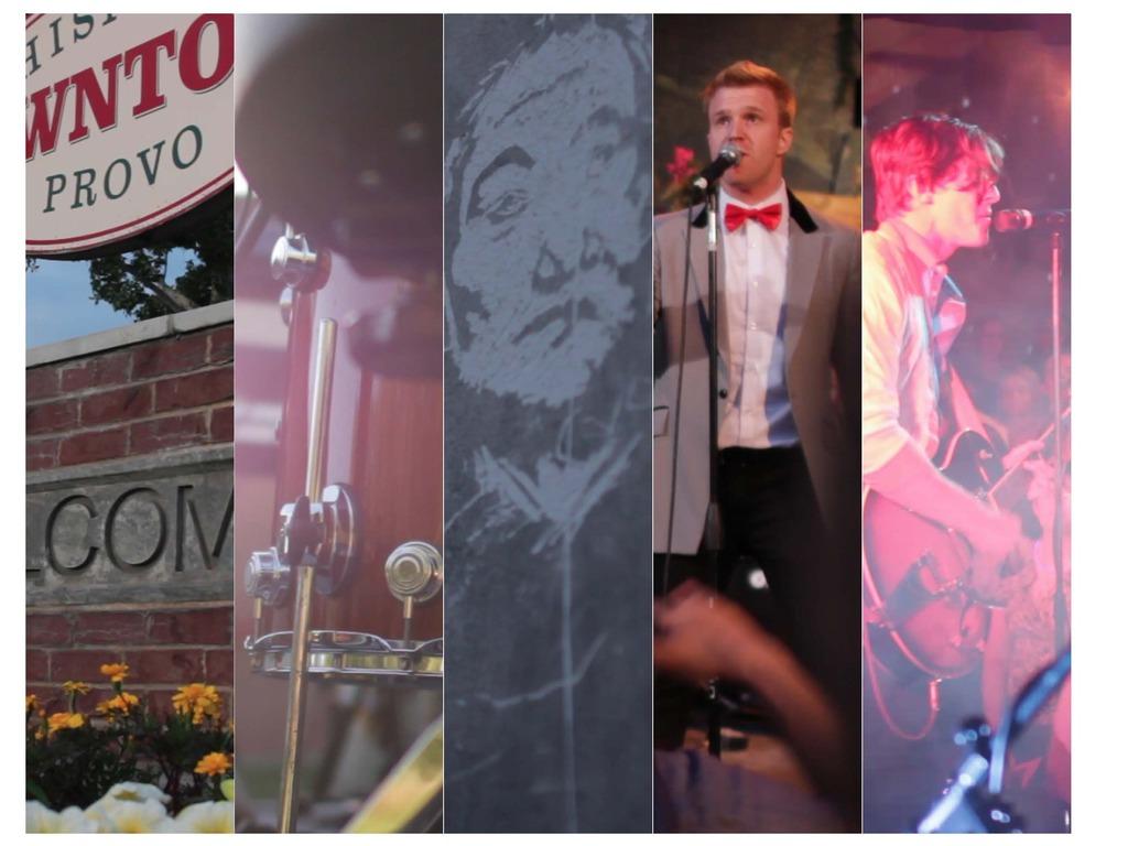 The Provo Scene's video poster
