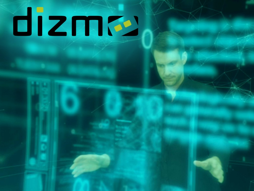 dizmo, a new revolutionary user interface's video poster