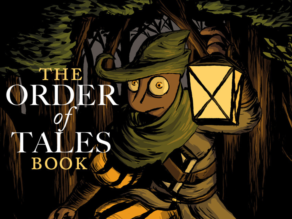 The Order of Tales book's video poster