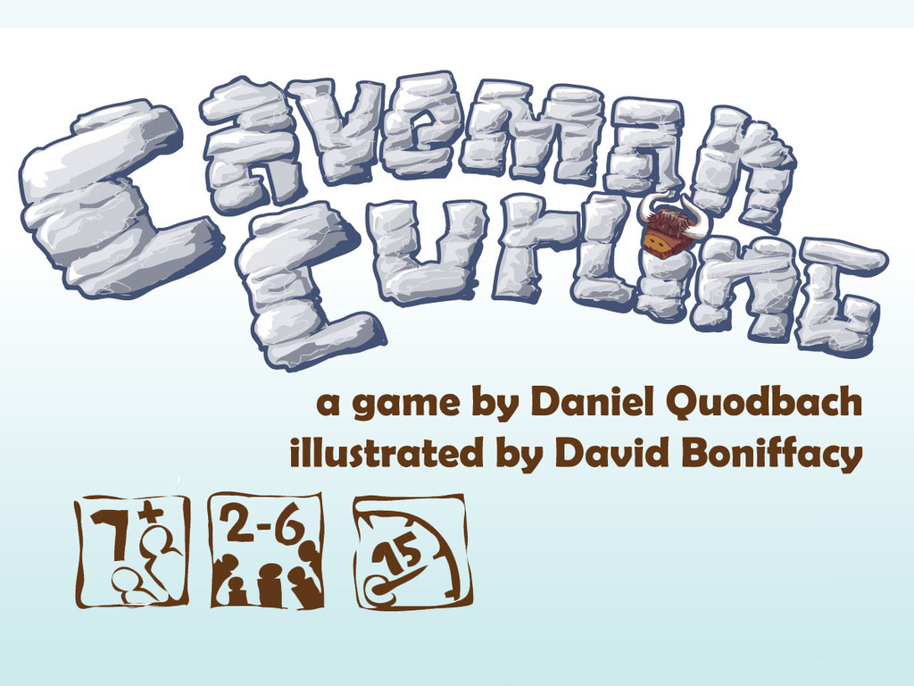 Caveman Curling - A Game of Stones's video poster