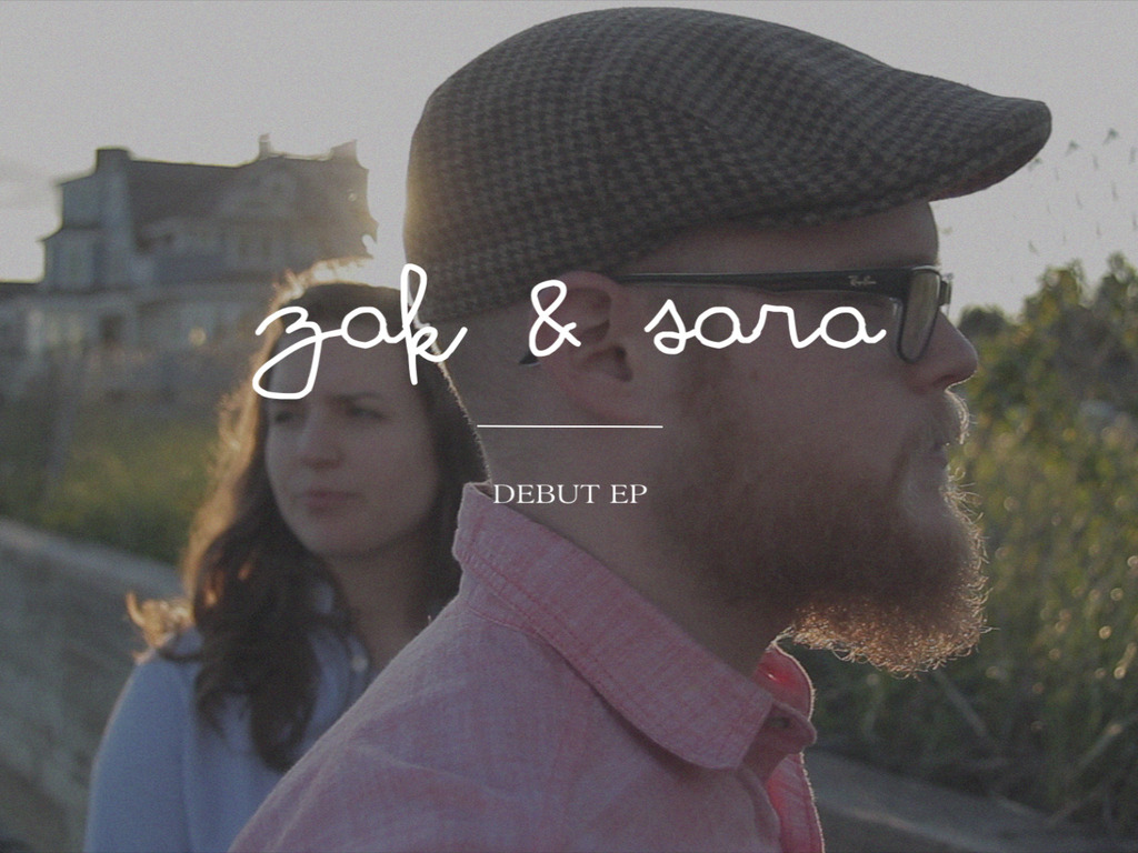 ZAK & SARA'S DEBUT EP!'s video poster