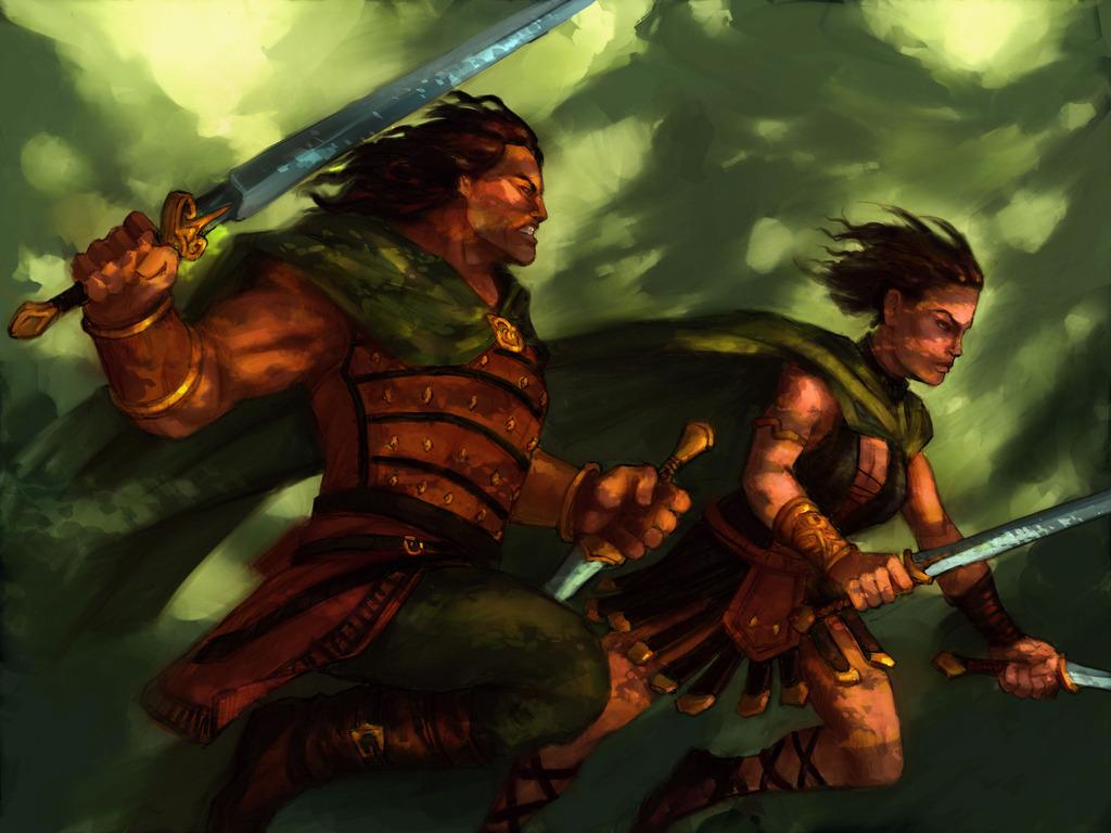 Shaintar: Legends Unleashed's video poster