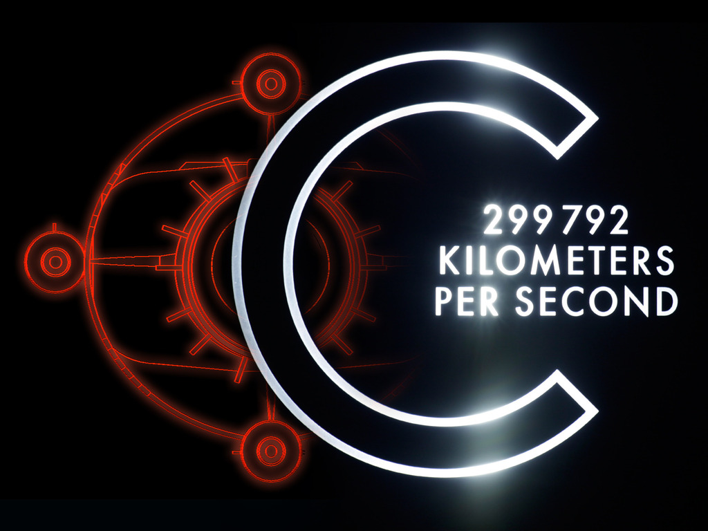 C 299,792 km/s's video poster